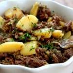 רוסלה- צלי מהמטבח הרומני