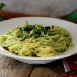 מתכון לספגטי פסטו אבוקדו