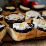 מאפה סביח בסגנון יווני