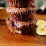 מאפינס שוקו- בננה