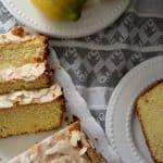 בסטליאן – עוגת טורט שקדים והדרים
