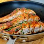 סלמון בתנור – מתכון לפילה סלמון בתנור קל ומנצח